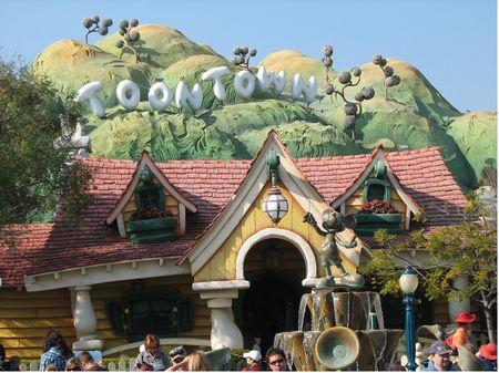 Mickey S House At Disneyland