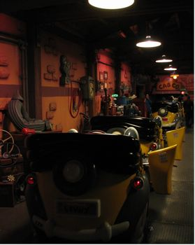 Photo of Roger Rabbit's Car-Toon Spin