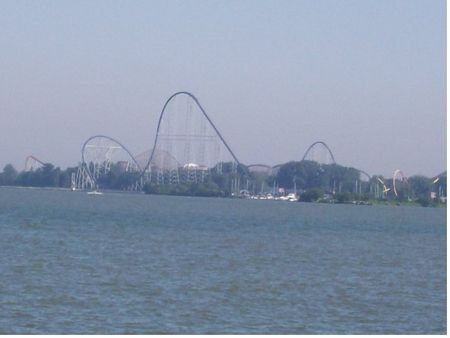 Millennium Force photo, from ThemeParkInsider.com