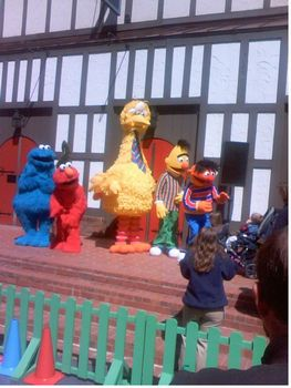 Sesame Street presents Lights, Camera, Imagination!