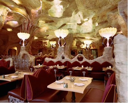Interior of Mythos