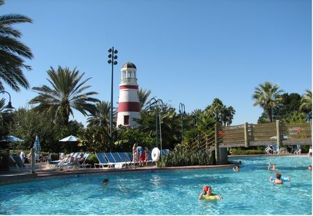 Disney's Old Key West Resort photo, from ThemeParkInsider.com