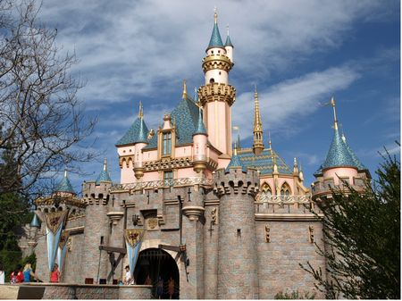 Photo of Disneyland