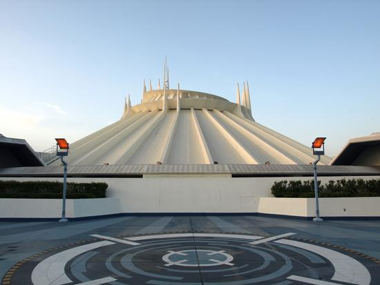 Photo of Space Mountain