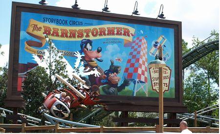 Photo of The Barnstormer