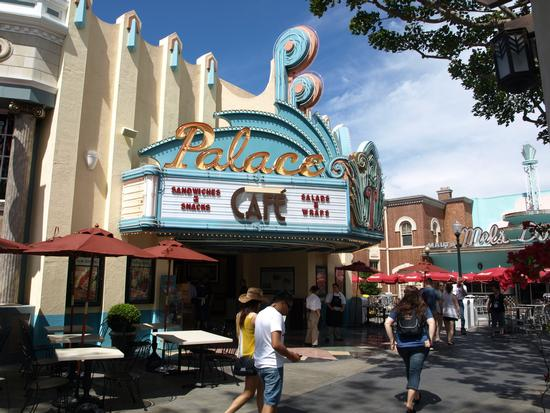 Palace Theatre Cafe photo, from ThemeParkInsider.com