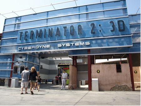 Terminator 2: 3D at Universal Studios Hollywood