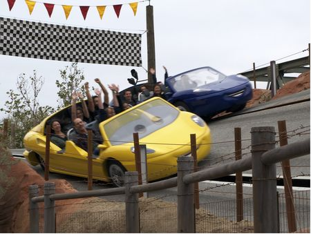 Photo of Radiator Springs Racers