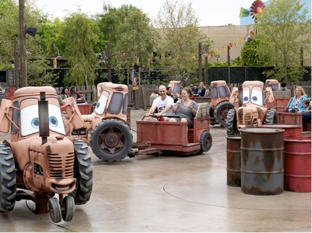 Riding Mater's Junkyard Jamboree