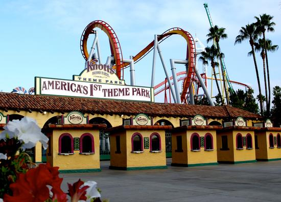 Knott's Berry Farm photo, from ThemeParkInsider.com
