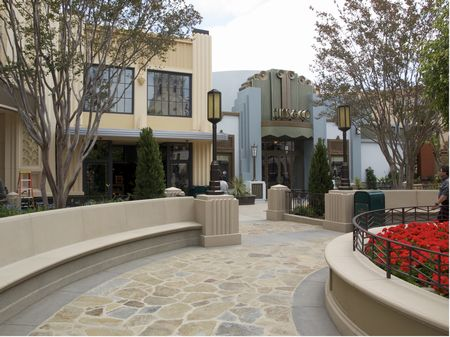Buena Vista Street at Disney California Adventure
