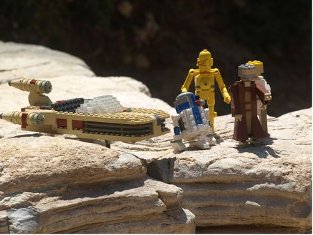 Star Wars Miniland