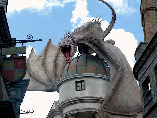 Photo of Harry Potter and the Escape from Gringotts