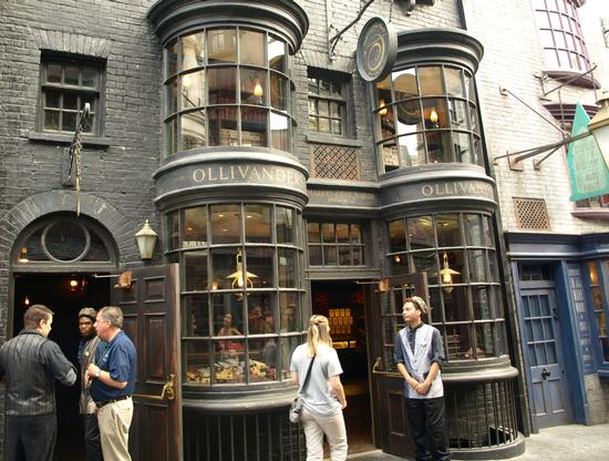 Photo of Ollivander's