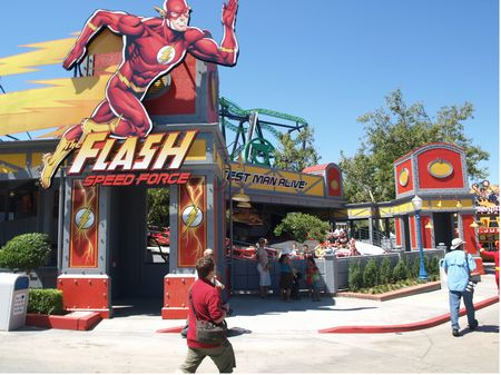 Photo of Flash Speed Force