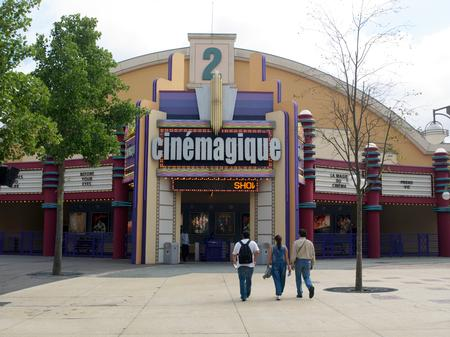 CineMagique photo, from ThemeParkInsider.com
