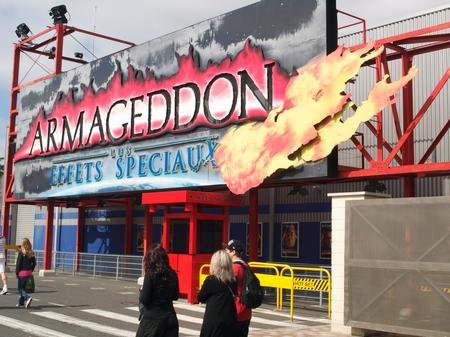 Photo of Armageddon Special Effects