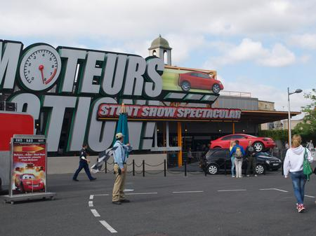 Walt Disney Studios Park photo, from ThemeParkInsider.com
