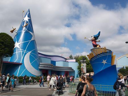 Disney paris universal