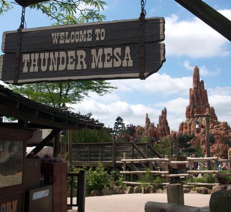 Photo of Big Thunder Mountain