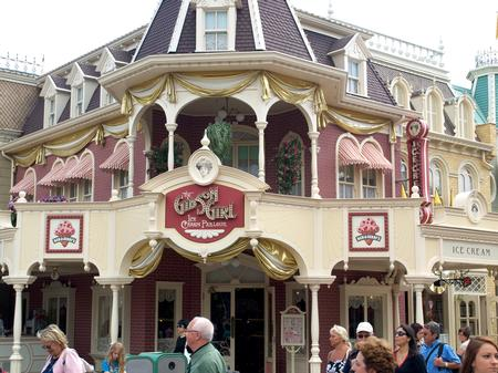 Gibson Girl Ice Cream Parlour