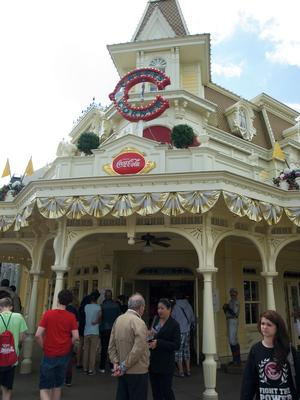 Casey's Corner photo, from ThemeParkInsider.com