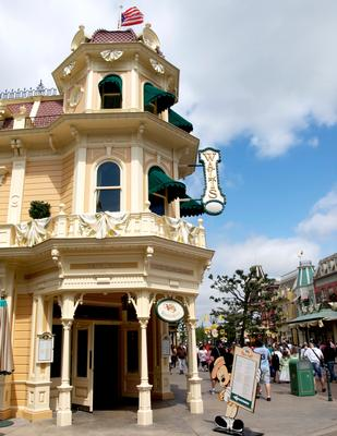 Walt's photo, from ThemeParkInsider.com