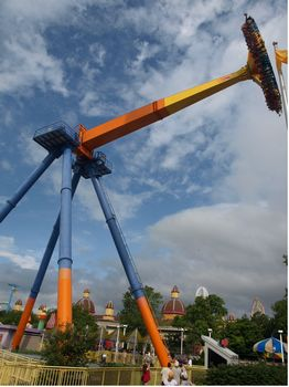 MaxAir photo, from ThemeParkInsider.com