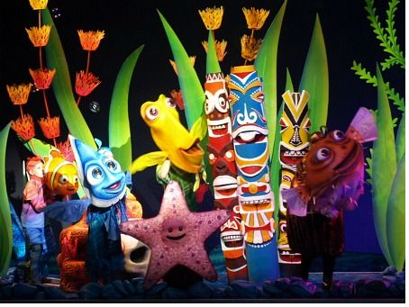 Finding Nemo - The Musical photo, from ThemeParkInsider.com