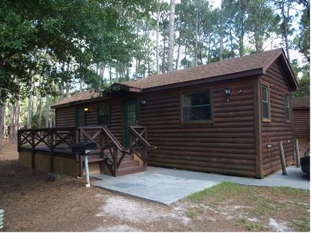 The Cabins at Fort Wilderness