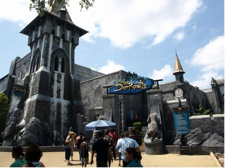 Curse Of Darkastle At Busch Gardens Williamsburg