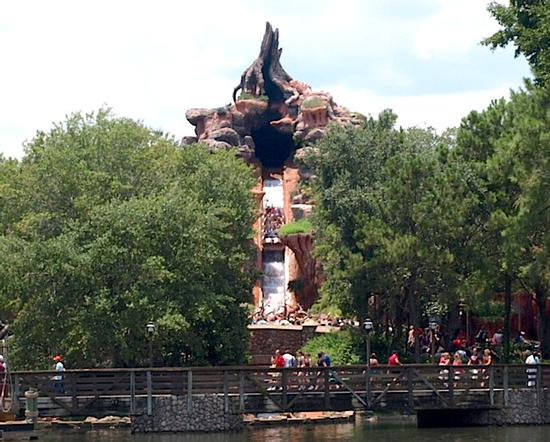 Photo of Splash Mountain