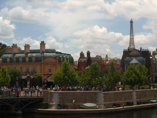 Epcot's World Showcase