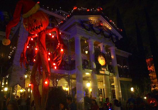 Photo of Disneyland Mickey's Halloween Party
