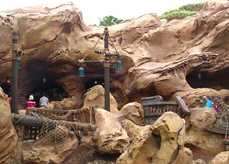 Little Mermaid queue