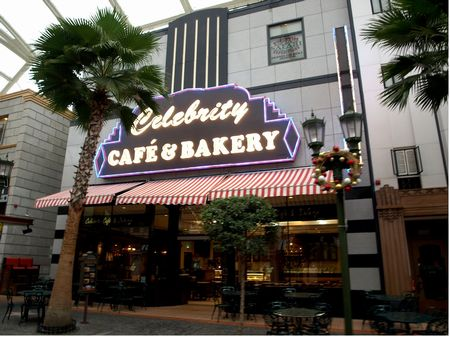 Photo of Celebrity Cafe and Bakery