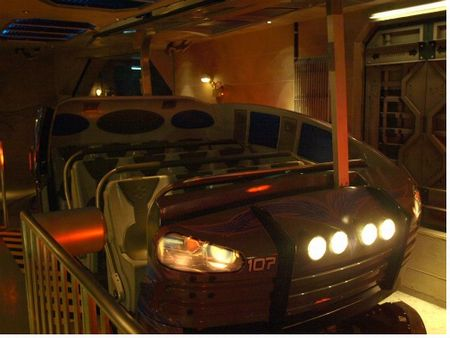 Transformers: The Ride photo, from ThemeParkInsider.com