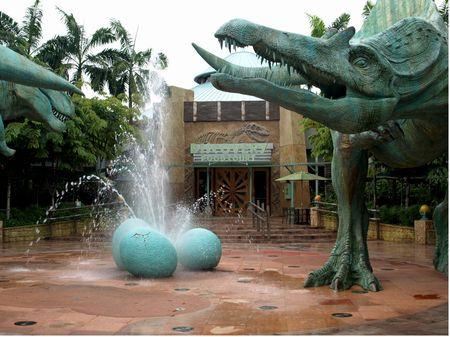 Discovery Food Court Universal Studios Singapore Menu