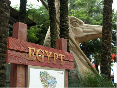 Universal Studios Singapore photo, from ThemeParkInsider.com