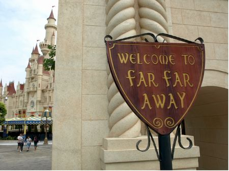 Welcome to Far, Far Away