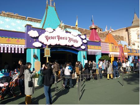 Photo of Peter Pan's Flight
