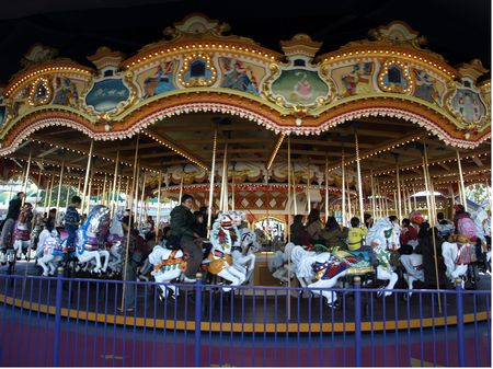 Photo of Castle Carrousel