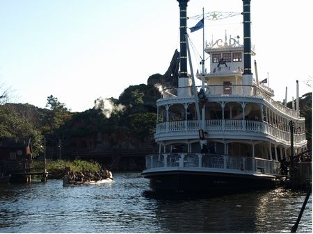 Photo of Mark Twain Riverboat