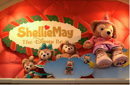Shellie the Disney Bear