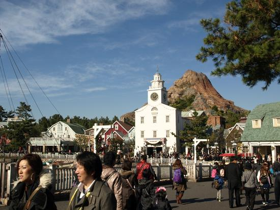 Cape Cod in DisneySea