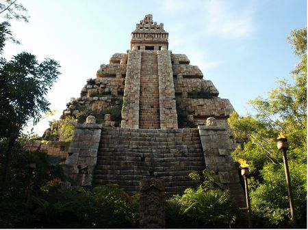 Photo of Indiana Jones - Temple of the Crystal Skull