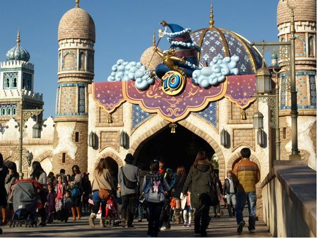 Entering Arabian Coast