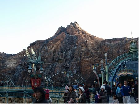 Inside Mysterious Island