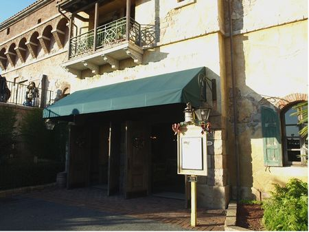 Zambini Brothers Ristorante photo, from ThemeParkInsider.com