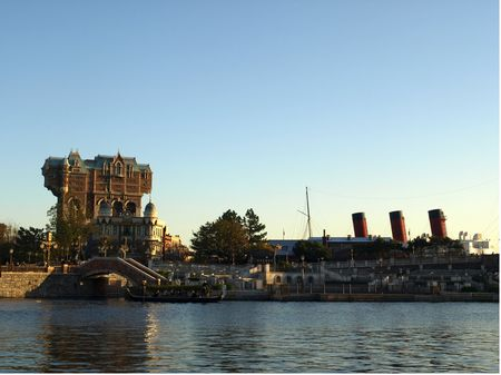 Tower of Terror and S.S. Columbia